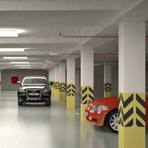 Автостоянки, паркинги Домбая