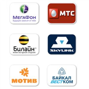 Операторы сотовой связи Домбая