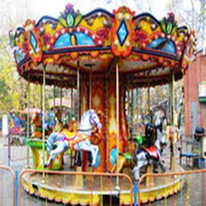 Парки культуры и отдыха Домбая