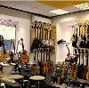 Музыкальные магазины в Домбае