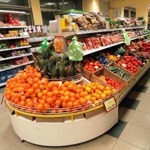 Супермаркеты Домбая