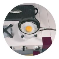 Старокировский, бильярдный клуб - иконка «кухня» в Домбае