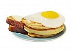 Глобус - иконка «завтрак» в Домбае